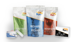 iON Performance the best in Athletic Personal Care