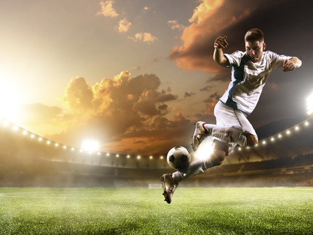 Poise and Performance | Post-Match Recovery for Soccer's Best Players
