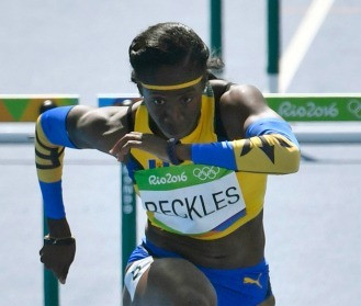 iON Featured Athlete: Kierre Beckles | Sprinter | Be Outstanding!