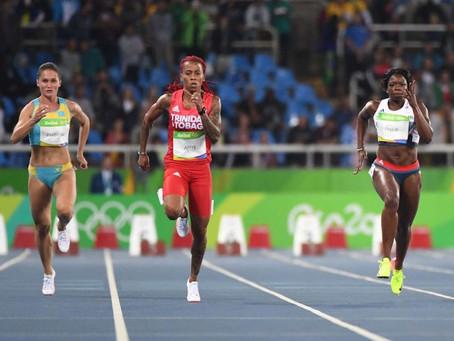 iON Featured Athlete: Michelle Lee-Ahye| Sprinter | Belief, Trust & Faith