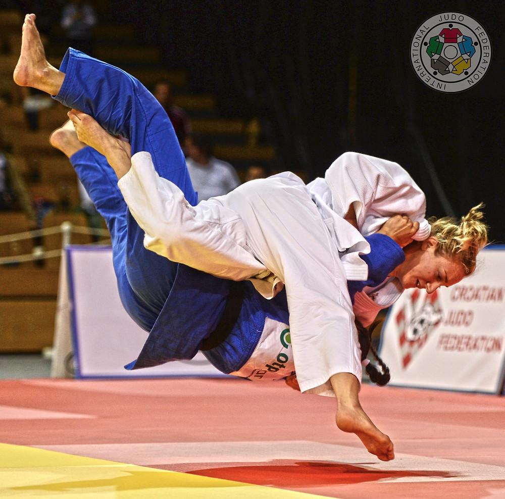 Kind Butler at 2014 World Championship