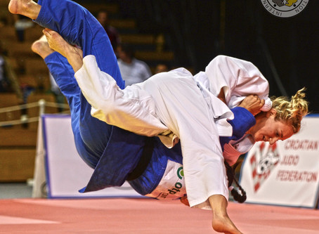 Poise + Performance |  Judo Athlete, Hannah Martin, Strong, Determined, and headed for Tokyo!