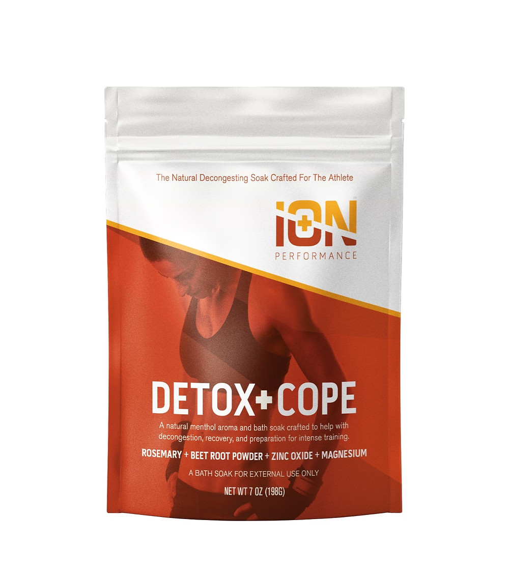 ion performance detox soak travel