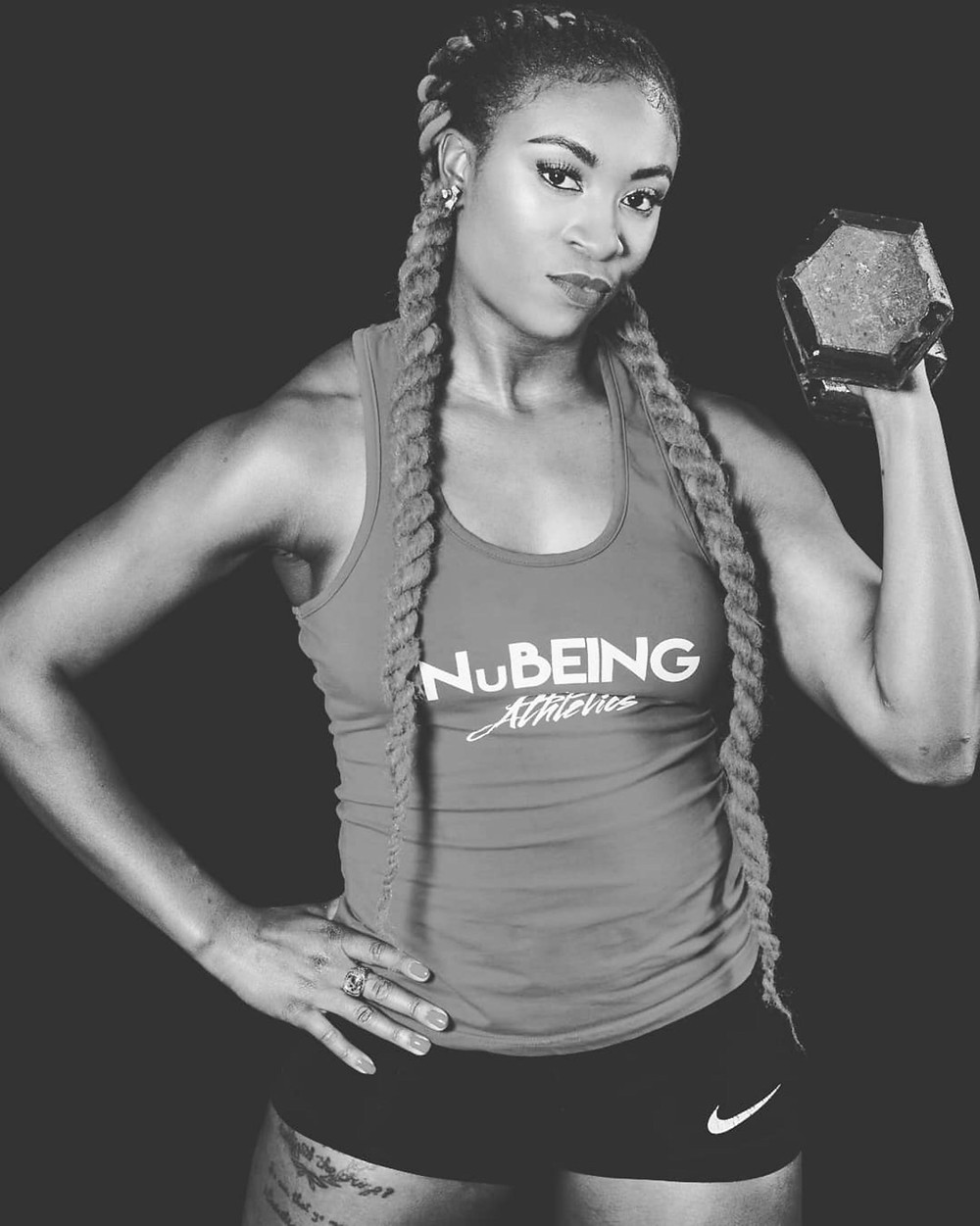 Personal Trainer and Wellness Expert, Casaundra Bouldin