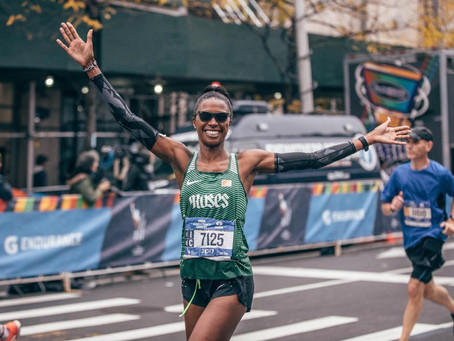 iON Featured Athlete: Dannielle McNeilly, Marathoner, Aspiring to Inspire