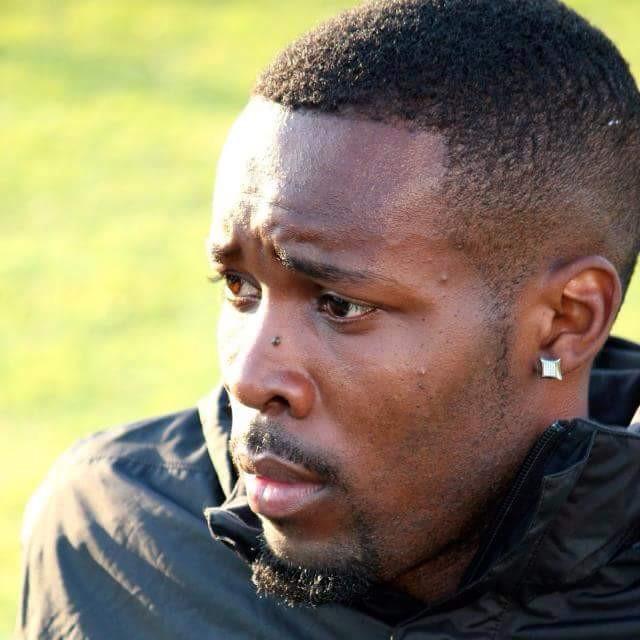 Trinidad Sprinter Kervin Morgan