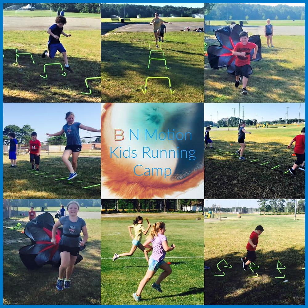 Bellas N Motion Running Camp