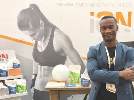 The Care Brand for Athletes makes debut at Expo East