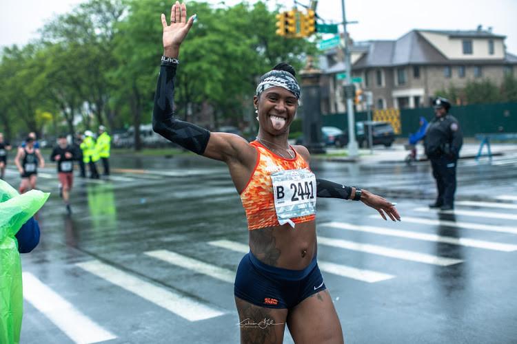 Danielle Macneilly marathon runner