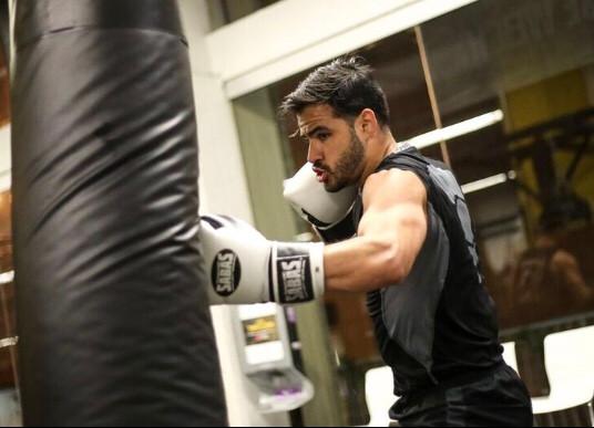 Fighter Athlete Coach Charlie KO Torres