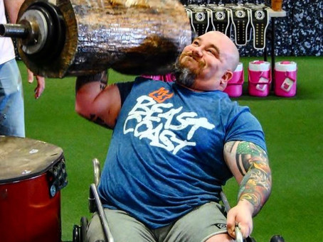 Poise and Performance | The Stakes are High: Keys to success in Strongman competitions
