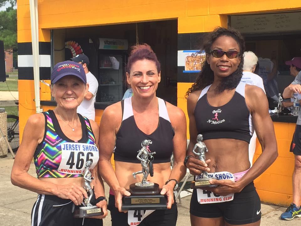 Master Track Lady Runners Bellas N Motion