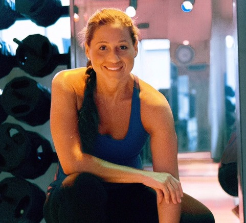 New York City Personal Trainer and Fitness Expert Danielle Bogaty