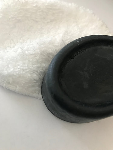 iON ACT - Post Training Activated Charcoal Facial Soap 2 BARS
