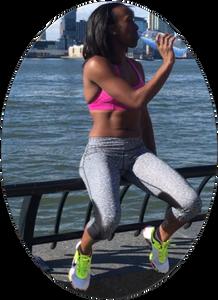 Fitness Pro and OCR Runner Maryse Gordon