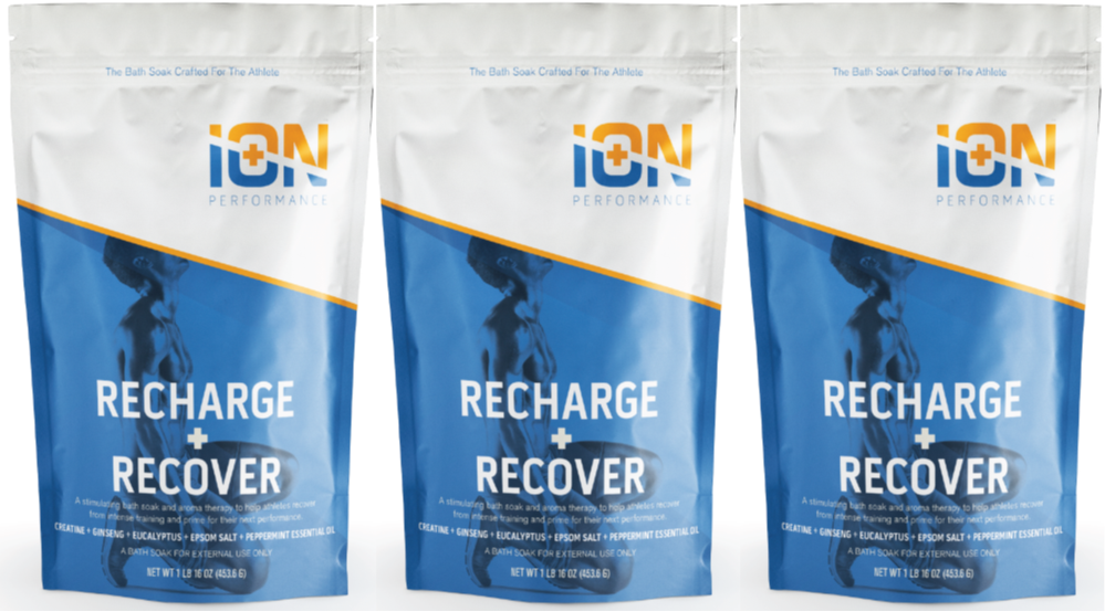 recovery magnesium epsom salt bath soak ion performance