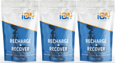 Recharge + Recovery Creatine Mg Soak 3 Pack