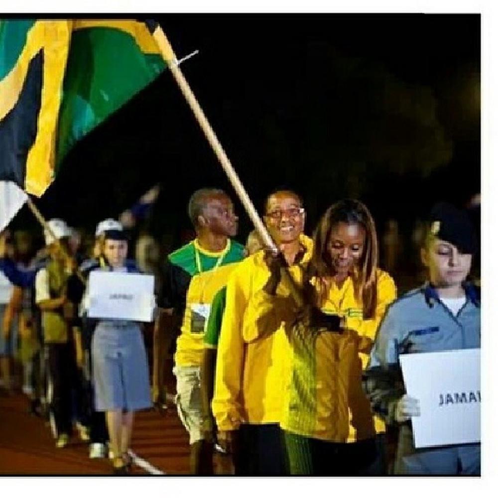 Jamaica World Championship Team