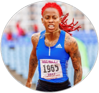 michelle lee ahye champion sprinter trinidad
