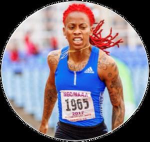 michelle lee ahye champion sprinter trinidad