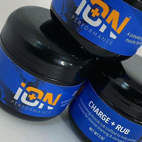Re-Seller CHARGE Warmup Rub 12 Ct. Case