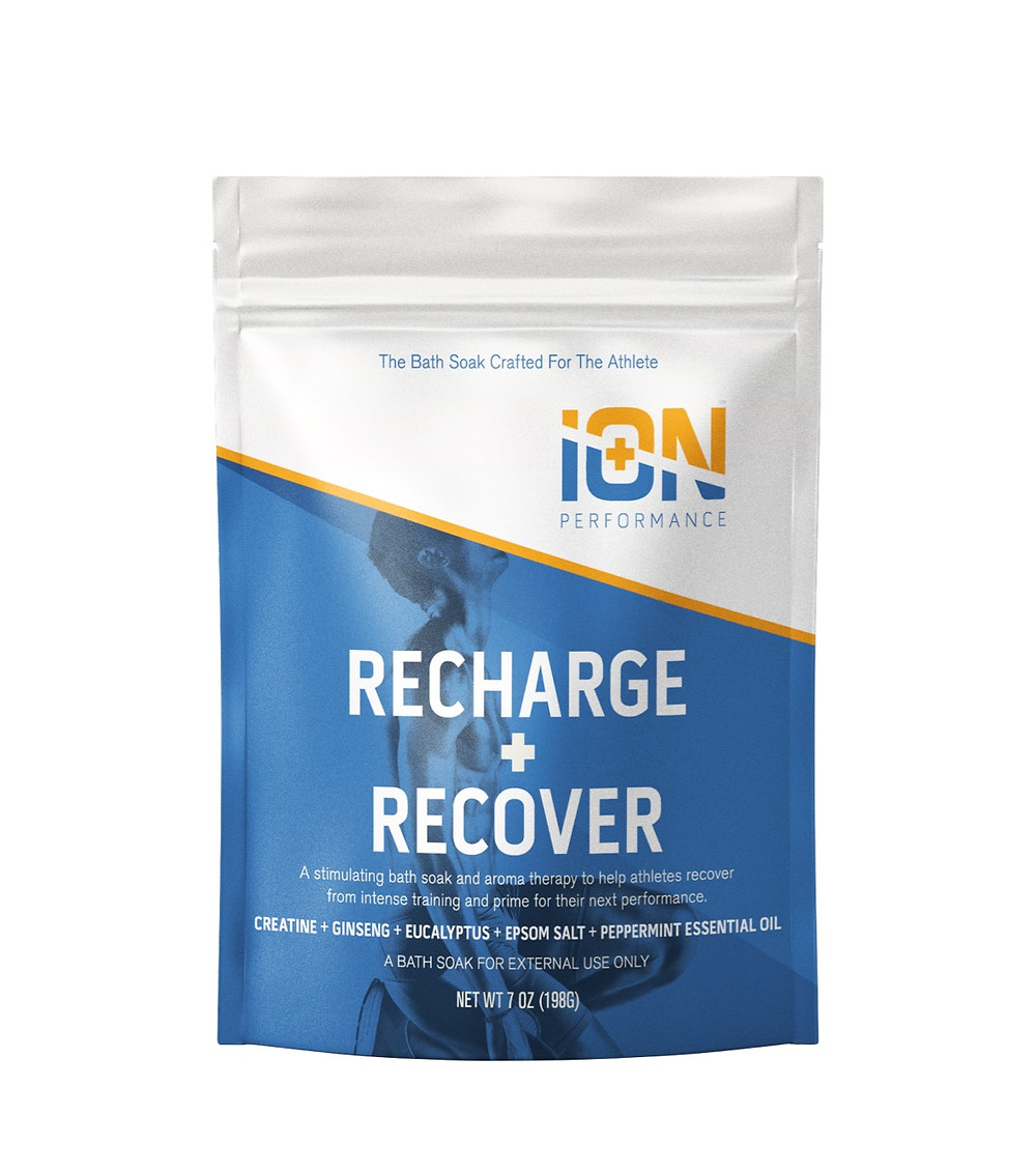 iON Performance Magnesium Muscle Soak Recharge Recover