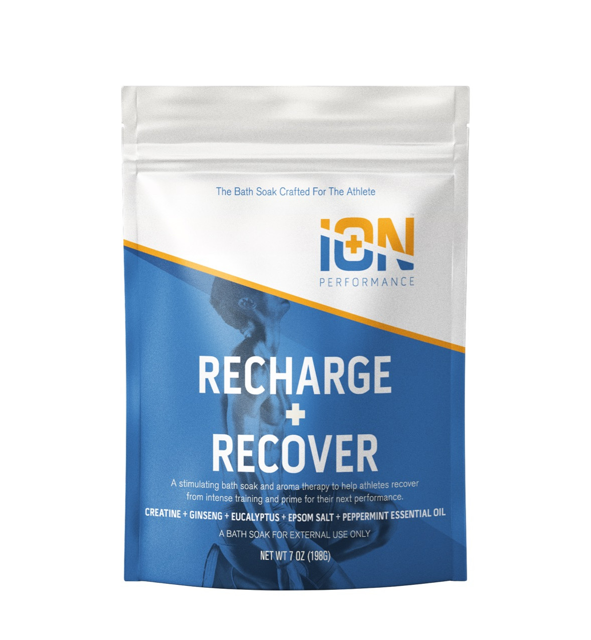 iON Recharge Recover Travel Pouch Muscle