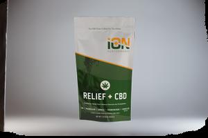 iON RELIEF + CBD Muscle Soak