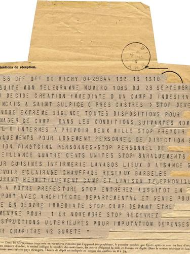 Source : Archives départementales du Tarn