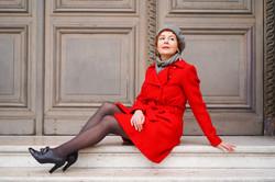 """Album """"Le rouge est mis"""""""