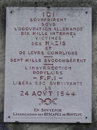 Source : Association des Rescapés de Montluc