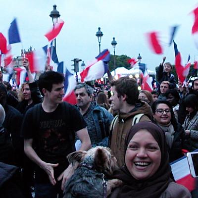 Portraits de la France en marche