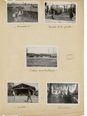 Source : Archives Nationales - Cotes : F/7/15108, dossier 1b, album 1- Mai 1941