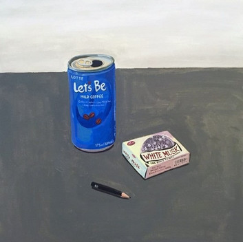 Still life with a pencil