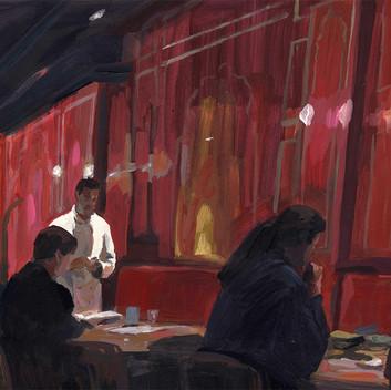 빨간 식당