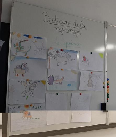 Une semaine ordinaire dans une classe extraordinaire : la classe ULIS du Sauveur