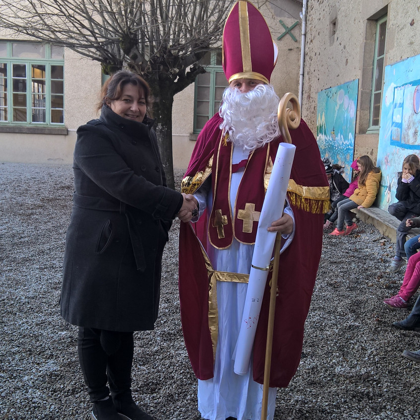 Bienvenue Saint-Nicolas !