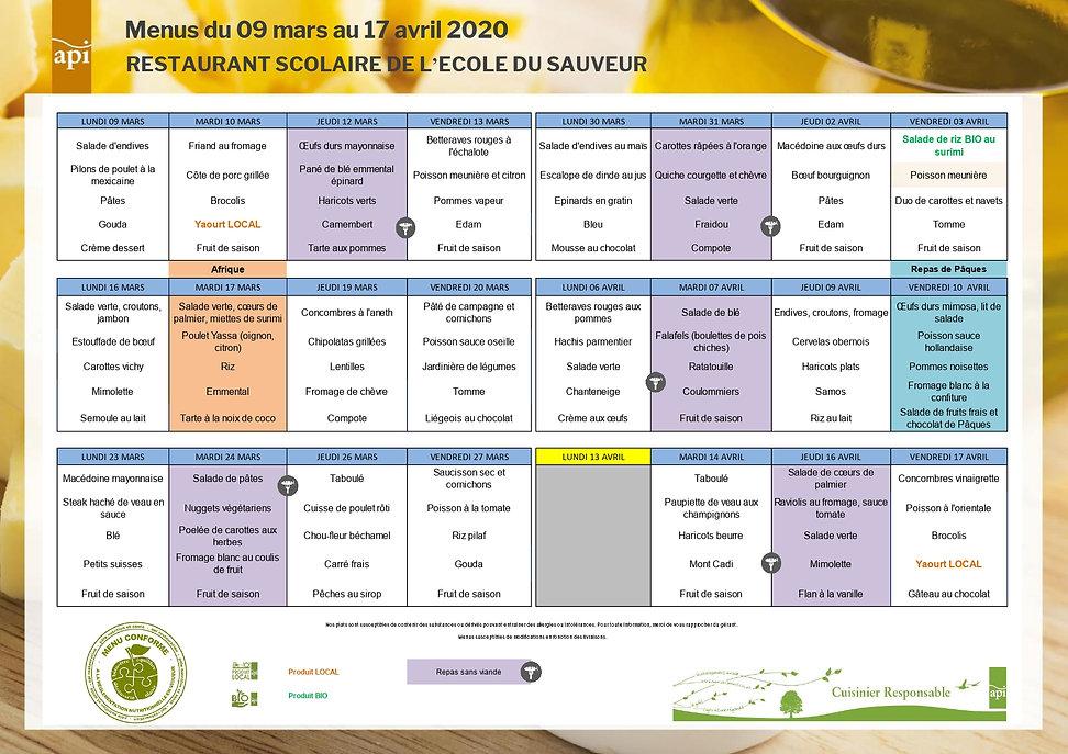 Menus_Portage_école_du_Sauveur_s11_à_16_