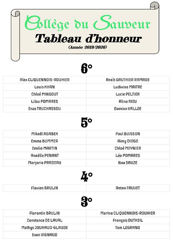 Tableau honneur 2019 2020 A3 juillet_pag