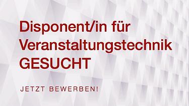 Medien-/ IT-Techniker Gesucht