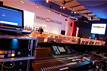 Veranstaltungstechnik von Media-in-Motion.com