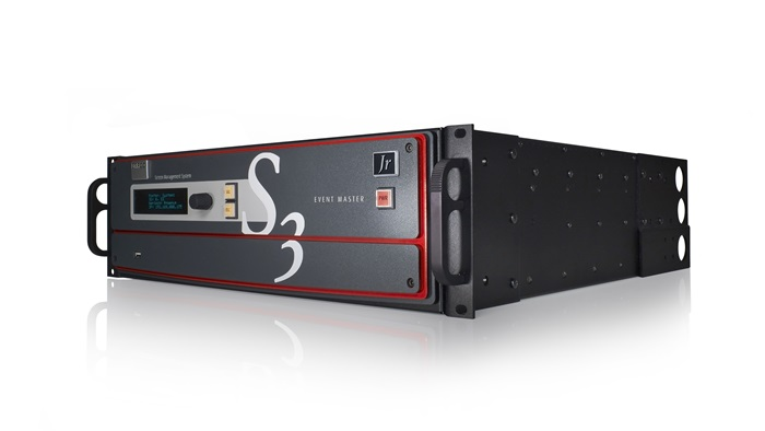 Barco S3 Junior Image-Processor