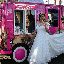 Cookie Truck Bride