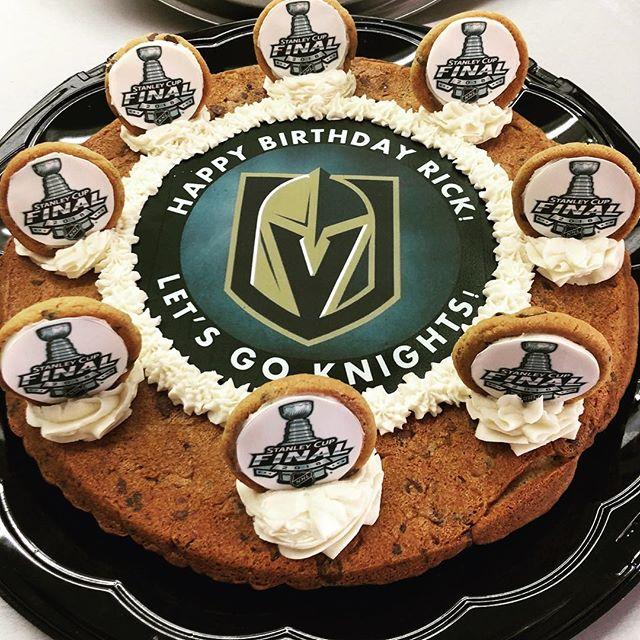 Birthday Cookie Cake 14 Inch