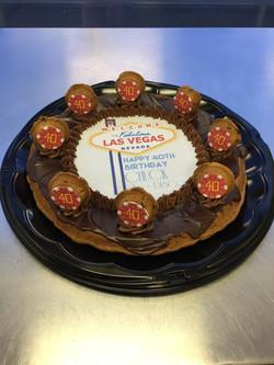 Welcome to Las Vegas Cake