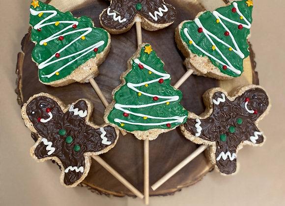 Holiday Twisted Krispie