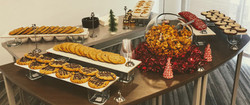Holiday Cookie Bar
