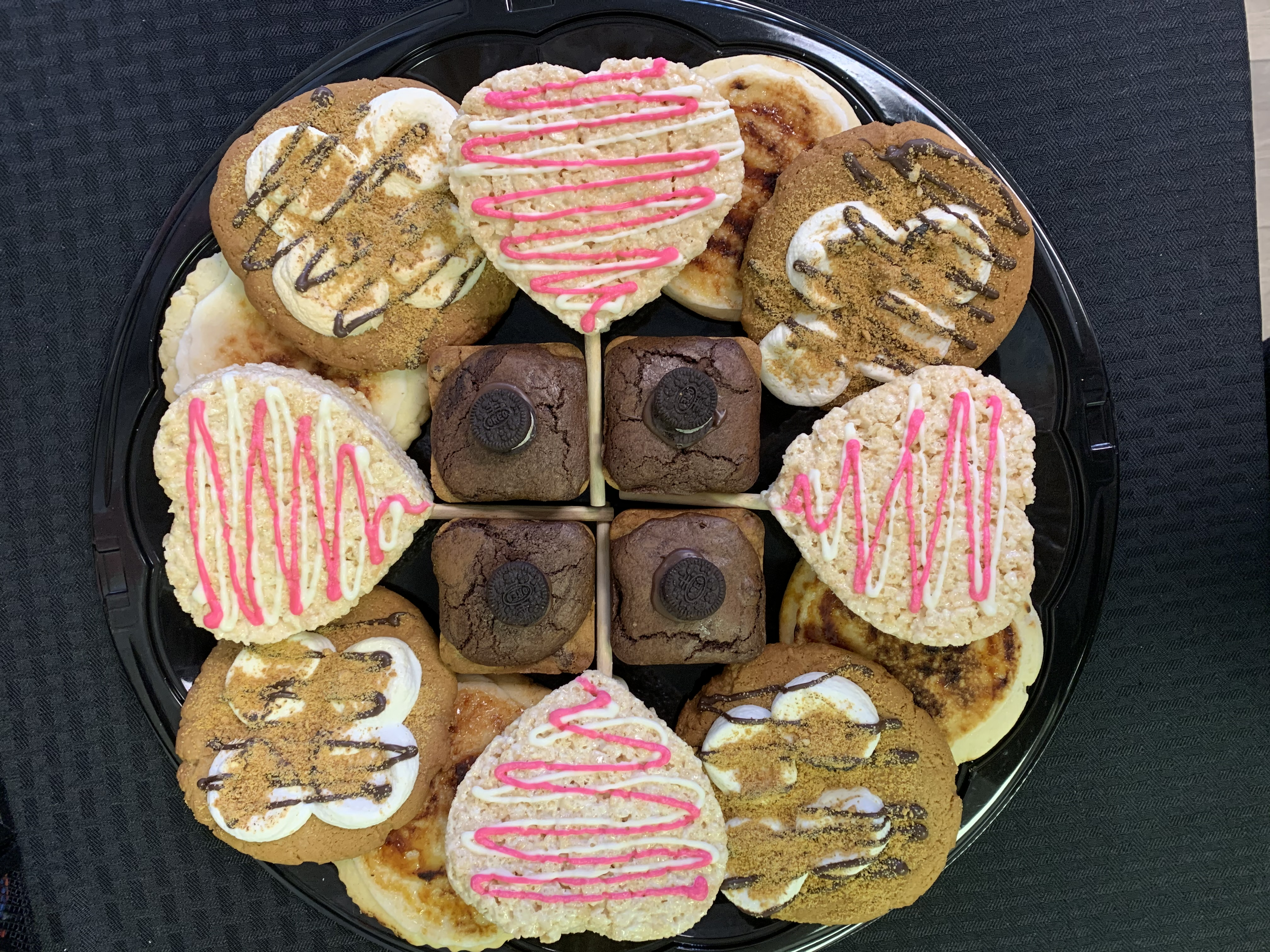 Assorted Gourmet Cookie Tray