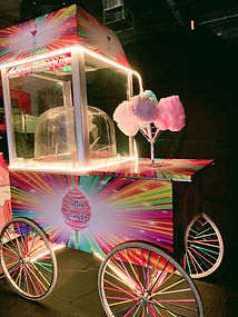 Cotton Candy Cart For Rent
