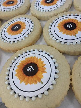 Sugar Cookie w/ Edible Design